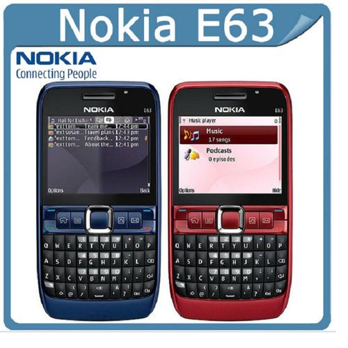 điện thoại Nokia E63 - 6470923 , 13104686 , 15_13104686 , 275000 , dien-thoai-Nokia-E63-15_13104686 , sendo.vn , điện thoại Nokia E63