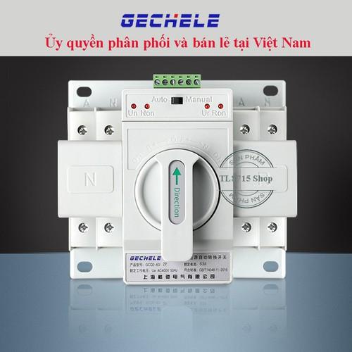 Bộ chuyển đổi nguồn điện tự động ATS 63A 2P - 10797222 , 11199922 , 15_11199922 , 366000 , Bo-chuyen-doi-nguon-dien-tu-dong-ATS-63A-2P-15_11199922 , sendo.vn , Bộ chuyển đổi nguồn điện tự động ATS 63A 2P