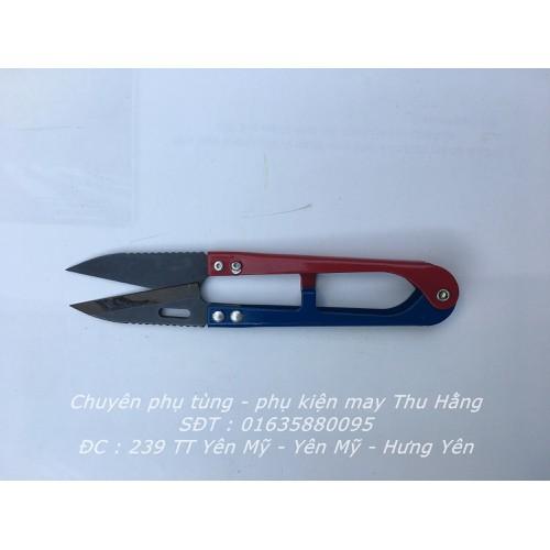 Kéo bấm chỉ xanh đỏ YJL-198 - 7833126 , 11188512 , 15_11188512 , 9000 , Keo-bam-chi-xanh-do-YJL-198-15_11188512 , sendo.vn , Kéo bấm chỉ xanh đỏ YJL-198