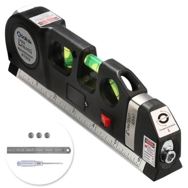 Thước - Thước đo Ni Vô Laser đa năng Thước đo laze siêu chuẩn 4