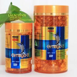 Viên uống Dầu Cá Omega 3 Costar Úc 1000mg 365 viên - 1789