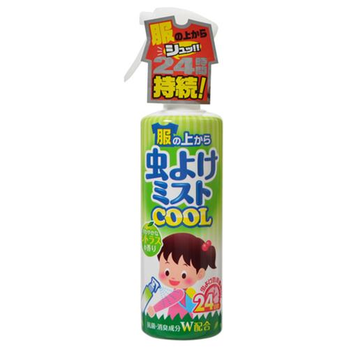 Xịt chống muỗi và côn trùng Cool hương cam 200ml