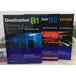 Trọn bộ Destination Grammar and Vocabulary