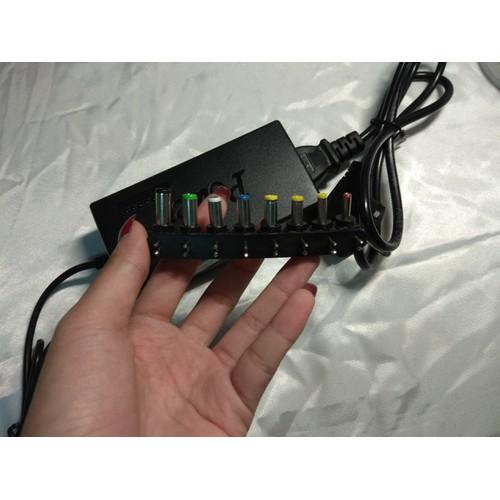Nguồn Adapter 8 đầu đa năng tiện lợi
