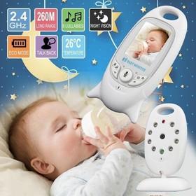 máy báo khóc trẻ sơ sinh I Camera theo dõi bé - mbk04