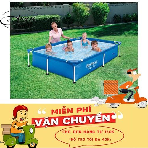 Bể bơi thông minh Bestway 56401