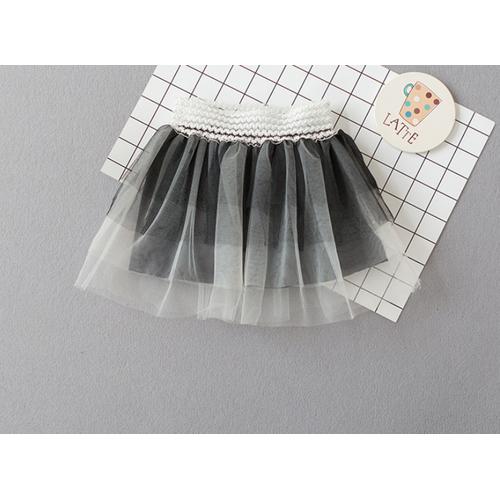 [HÀNG CÓ SẴN- BABYCITY] Váy xòe xếp li công chúa 2 lớp
