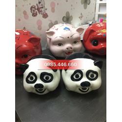 Lợn sứ tiết kiệm gấu trúc Fanda