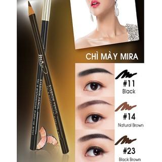Chì mày Mira eyebrow pencil Hàn Quốc - No.14 Nâu - 294 thumbnail