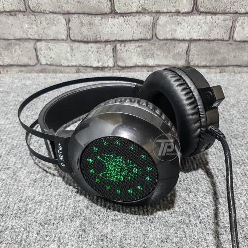 Tai nghe chuyên game Gnet H9+ có rung