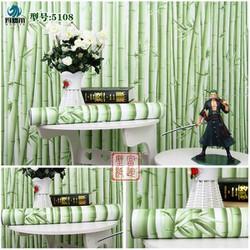 5M decal giấy dán tường trúc xanh