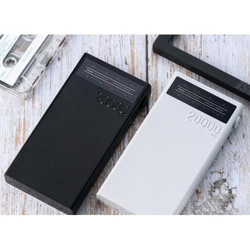 Pin sạc dự phòng 20000mAh 4 cổng USB Remax RPP-102 - 10804716 , 11230233 , 15_11230233 , 445000 , Pin-sac-du-phong-20000mAh-4-cong-USB-Remax-RPP-102-15_11230233 , sendo.vn , Pin sạc dự phòng 20000mAh 4 cổng USB Remax RPP-102