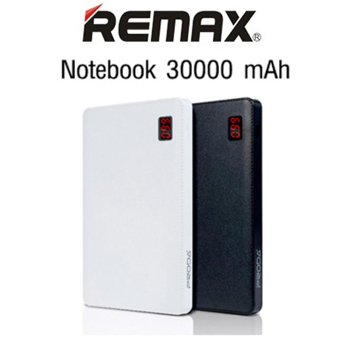 Pin Dự Phòng Remax Proda Notebook 30000mah 4 cổng USB PP-N3 - 1096