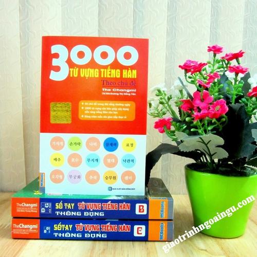 Sách 3000 từ vựng tiếng Hàn theo chủ đề - 5149147 , 11442722 , 15_11442722 , 84000 , Sach-3000-tu-vung-tieng-Han-theo-chu-de-15_11442722 , sendo.vn , Sách 3000 từ vựng tiếng Hàn theo chủ đề