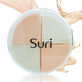 Bông phấn tán kem nền và lót Suri Deep Cleansing Puff - 4 miếng - 394 thumbnail