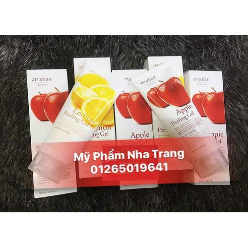 Tẩy tế bào chết Arrahan Peeling Gel Hoa quả – Hàn Quốc HÀNG LOẠI 1