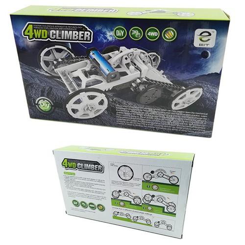Bộ lắp ráp Xe địa hình 4WD Climber Assembling Set