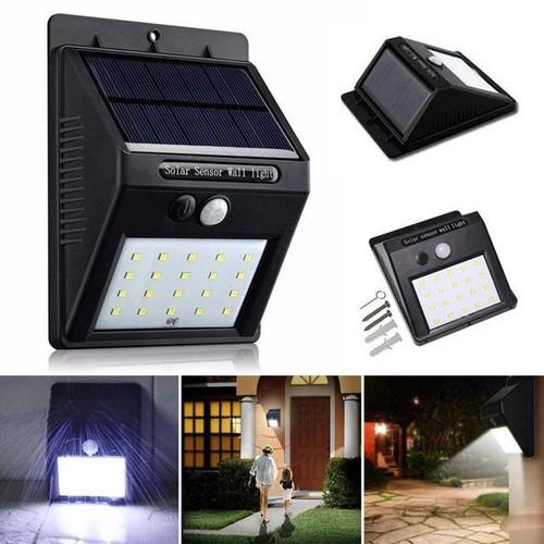 Đèn năng lượng mặt trời-20 LED