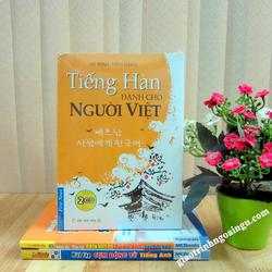 Sách Tiếng Hàn dành cho người Việt - Kèm CD
