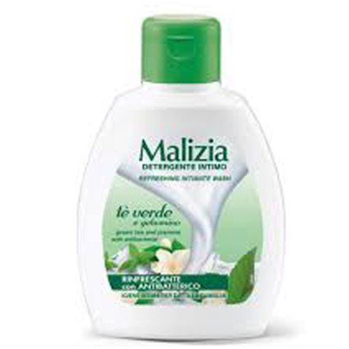 Dung dịch vệ sinh phụ nữ trà xanh Malizia Refreshing Intimate 200ml