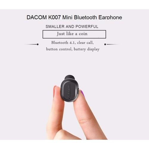 Tai Nghe Bluetooth Dacom K007 - 4473028 , 11243580 , 15_11243580 , 210000 , Tai-Nghe-Bluetooth-Dacom-K007-15_11243580 , sendo.vn , Tai Nghe Bluetooth Dacom K007