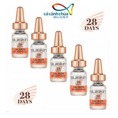 [Combo 05 ống lẻ] Tinh chất dưỡng da tế bào gốc trứng cá hồi