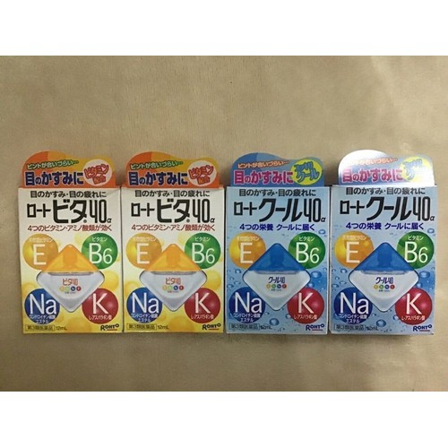 Dung dịch nhỏ mắt Rohto bổ xung vitamin E B6  chai 12ml của Nhật - 7871197 , 10945575 , 15_10945575 , 95000 , Dung-dich-nho-mat-Rohto-bo-xung-vitamin-E-B6-chai-12ml-cua-Nhat-15_10945575 , sendo.vn , Dung dịch nhỏ mắt Rohto bổ xung vitamin E B6  chai 12ml của Nhật