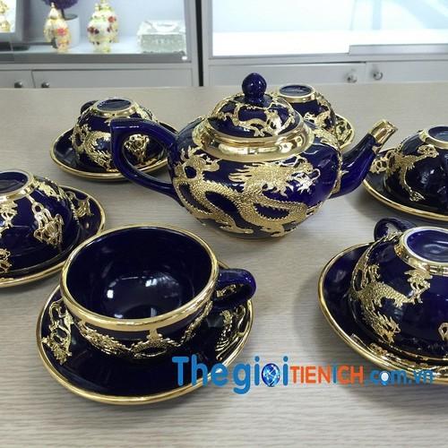 Quà tặng tết - Bộ ấm chén uống trà