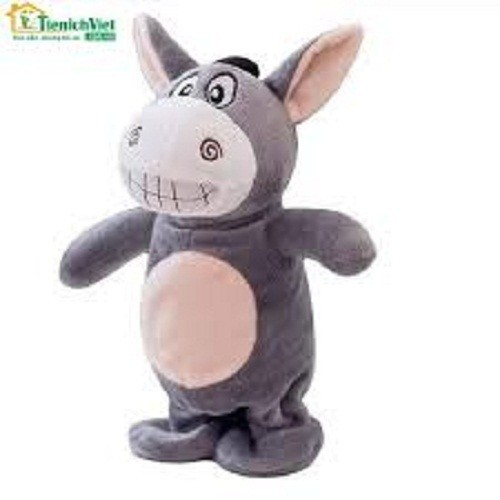 Lừa Donkey nói tiếng người thông minh