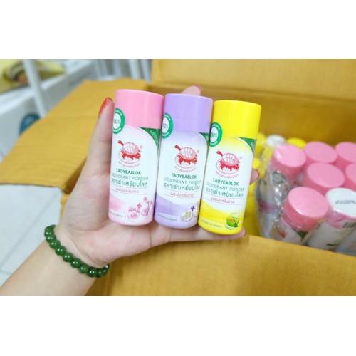 01 Phấn khử mùi Taoyeablok Deodorant Powder