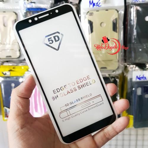 Asus Zenfone Max Pro M1 ZB601KL Dán cường lực 5D full màn hình