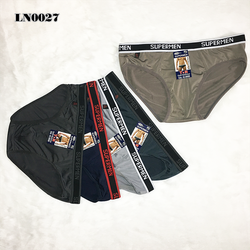 05 quần lót nam SUPERMEN - Bản rộng - Thun Lạnh - Nhiều màu