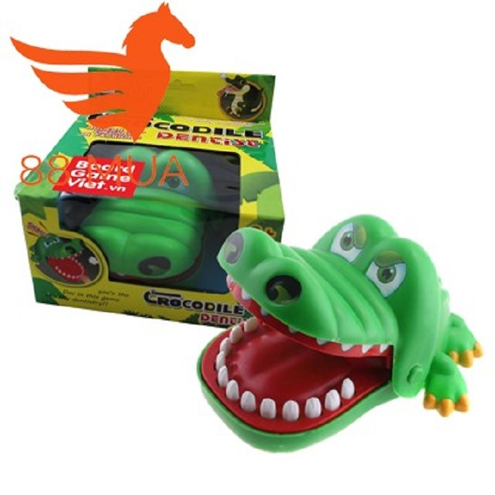 Đồ Chơi Cá Sấu Crocodile Dentist Cắn Tay