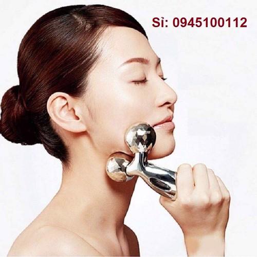 thiết bị chăm sóc khác massage 3D nâng cơ mặt - thon gọn dáng korea