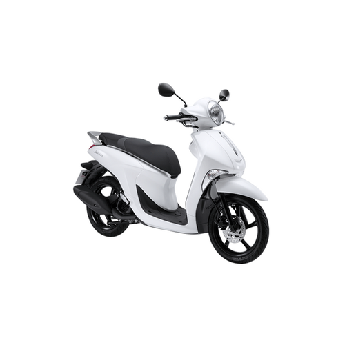 Xe Yamaha Janus Premium 2019 Trắng