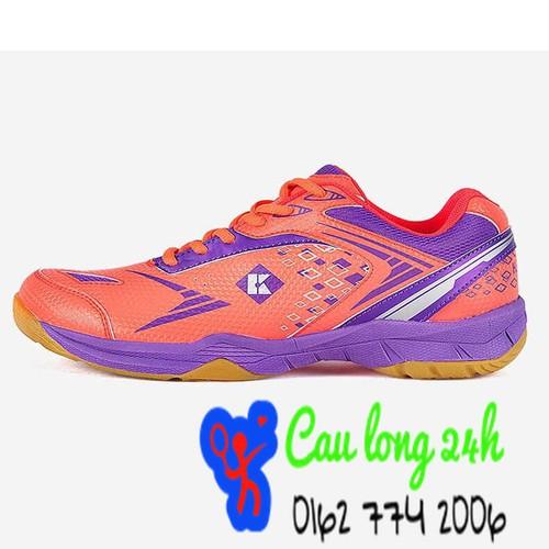 Giày cầu lông Kumpoo KH26 Đỏ