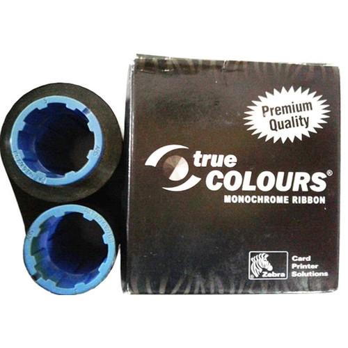 Mực in đen máy in thẻ nhựa Zebra P330i - K resin 1,000 lần in