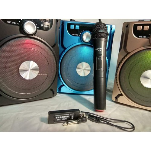 Loa karaoke bluetooth + Tặng Mic không dây - 5794636 , 12271374 , 15_12271374 , 598000 , Loa-karaoke-bluetooth-Tang-Mic-khong-day-15_12271374 , sendo.vn , Loa karaoke bluetooth + Tặng Mic không dây