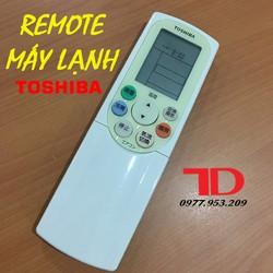 Remote máy lạnh TOSHIBA nội địa Nhật