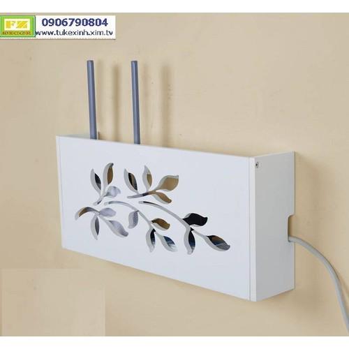 Kệ Wifi  thiết kế lá cây - 10810749 , 11258725 , 15_11258725 , 195000 , Ke-Wifi-thiet-ke-la-cay-15_11258725 , sendo.vn , Kệ Wifi  thiết kế lá cây