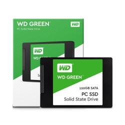 SSD SATA WD GREEN 120GB