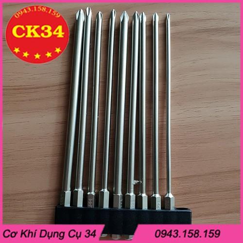 Bộ 9 mũi tô vít 4 cạnh dài 150 mm cho khoan pin điện hãng BROPPE - 10810837 , 11259055 , 15_11259055 , 210000 , Bo-9-mui-to-vit-4-canh-dai-150-mm-cho-khoan-pin-dien-hang-BROPPE-15_11259055 , sendo.vn , Bộ 9 mũi tô vít 4 cạnh dài 150 mm cho khoan pin điện hãng BROPPE