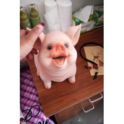Lợn Tiết Kiệm Đút Tiền 3D Cao Cấp