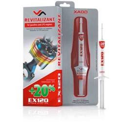 XADO REVITALIZANT EX120 phục hồi động cơ xe chạy bằng xăng và LPG