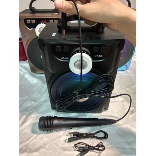 Loa karaoke bluetooth + tặng Mic dây tốt - 5629570 , 12057316 , 15_12057316 , 329000 , Loa-karaoke-bluetooth-tang-Mic-day-tot-15_12057316 , sendo.vn , Loa karaoke bluetooth + tặng Mic dây tốt