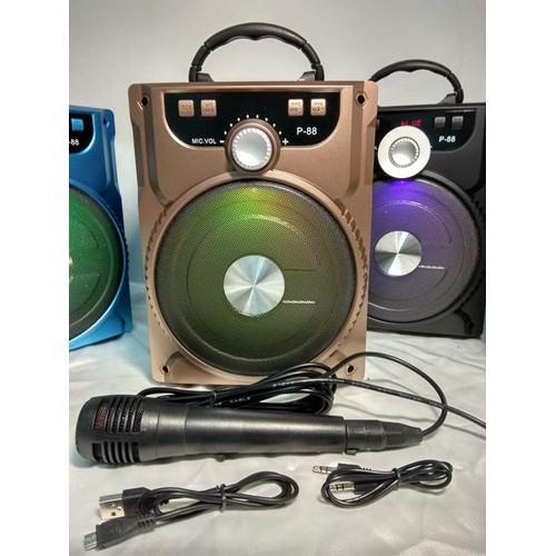 Loa karaoke bluetooth + tặng Mic dây tốt - 5363769 , 11720405 , 15_11720405 , 329000 , Loa-karaoke-bluetooth-tang-Mic-day-tot-15_11720405 , sendo.vn , Loa karaoke bluetooth + tặng Mic dây tốt