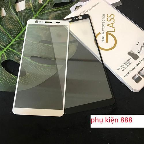 Miếng dán kính cường lực HTC U11 Plus Full màn Glass - 10814027 , 11275110 , 15_11275110 , 119000 , Mieng-dan-kinh-cuong-luc-HTC-U11-Plus-Full-man-Glass-15_11275110 , sendo.vn , Miếng dán kính cường lực HTC U11 Plus Full màn Glass