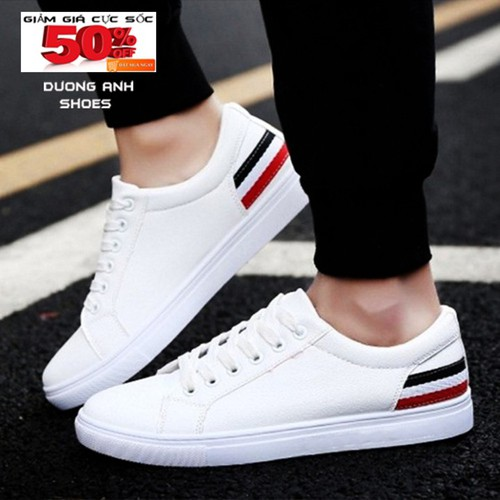 Giày sneaker nam-Trắng-Cao cấp phong cách hàn quốc Mã M7 - 5119951 , 11278832 , 15_11278832 , 358000 , Giay-sneaker-nam-Trang-Cao-cap-phong-cach-han-quoc-Ma-M7-15_11278832 , sendo.vn , Giày sneaker nam-Trắng-Cao cấp phong cách hàn quốc Mã M7