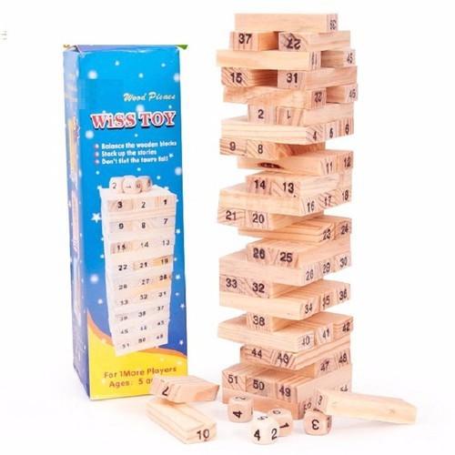 Bộ đồ chơi rút gỗ thông minh Wiss Toy - size nhỏ - rút gỗ - 7877148 , 11273681 , 15_11273681 , 50000 , Bo-do-choi-rut-go-thong-minh-Wiss-Toy-size-nho-rut-go-15_11273681 , sendo.vn , Bộ đồ chơi rút gỗ thông minh Wiss Toy - size nhỏ - rút gỗ