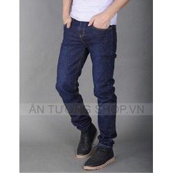 Quần jeans ống suông
